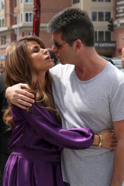 Simon and Paula