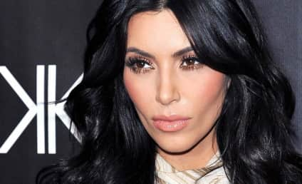 Kim Kardashian Would Love to Get Away, But...