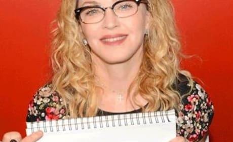 """Madonna: """"Gay"""" Insult"""