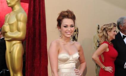 Academy Awards Fashion Face-Off: Kristen Stewart vs. Miley Cyrus