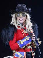 Britney Concert Photo