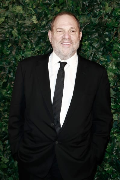 Harvey Weinstein Sucks