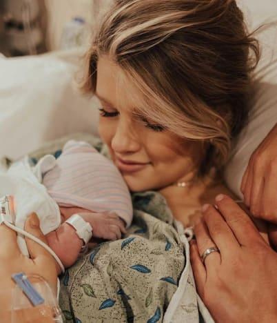 Josie Bates Baby Photo