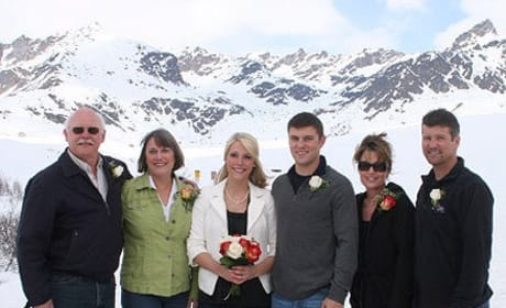 Track Palin Wedding