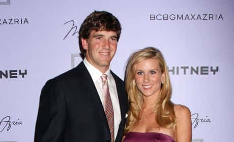 Eli Manning, Wife Photo