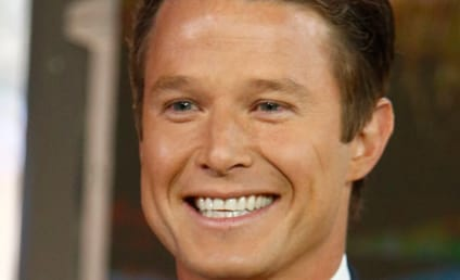 Billy Bush: Being Forced Out of Today?