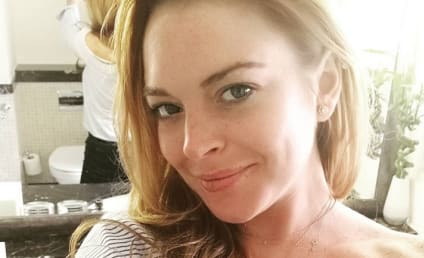 """Lindsay Lohan Stuns Fans, Sparks Plastic Surgery Rumors With """"New Face"""""""