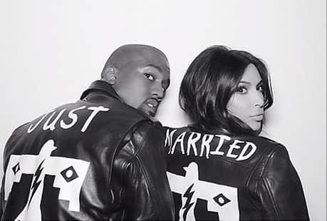 Kim Kardashian and Kanye West: Just Married!