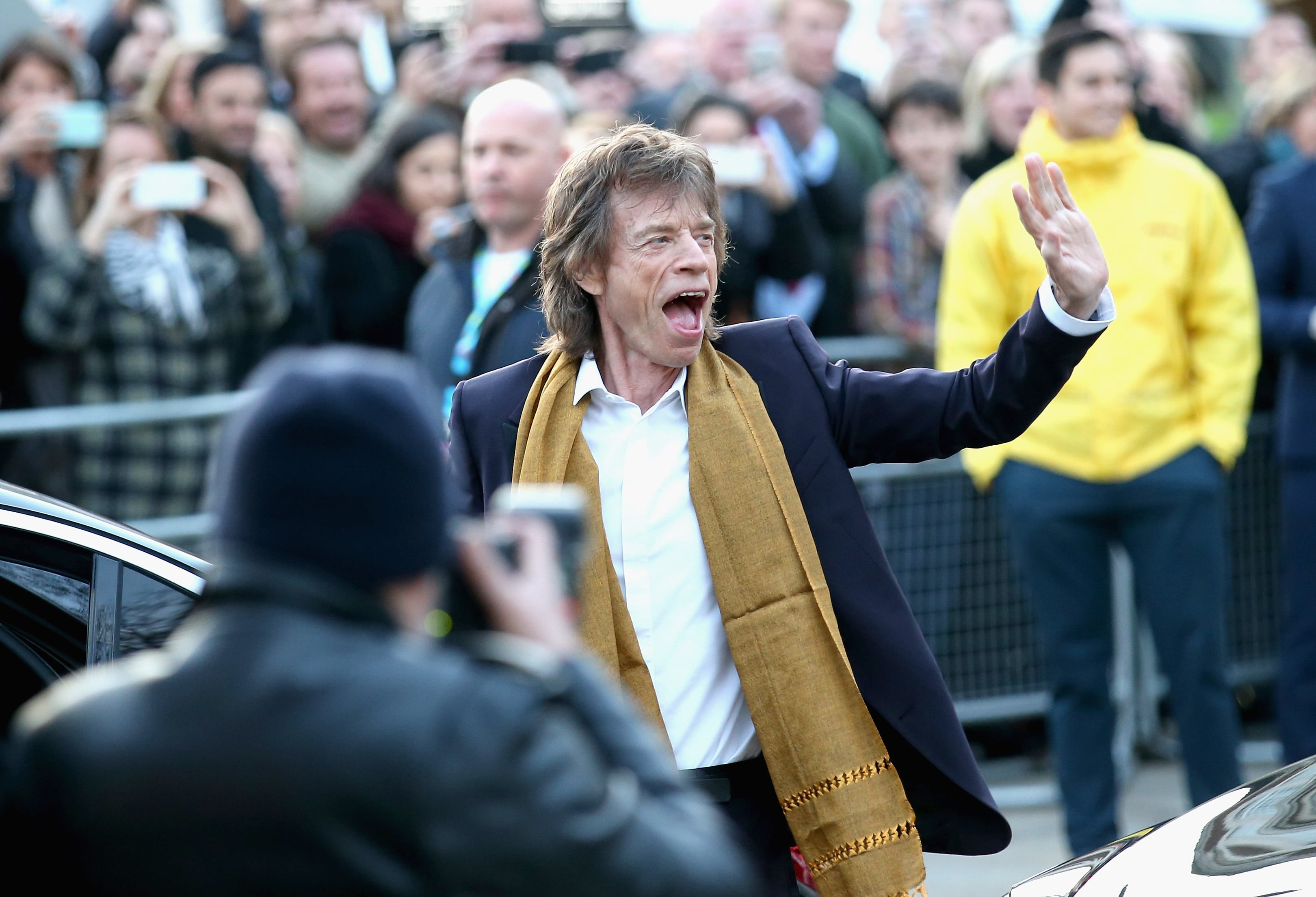 Pictures of melanie hamrick mick jagger s new girlfriend 43 years - Mick Jagger Expecting Eighth Child With Melanie Hamrick