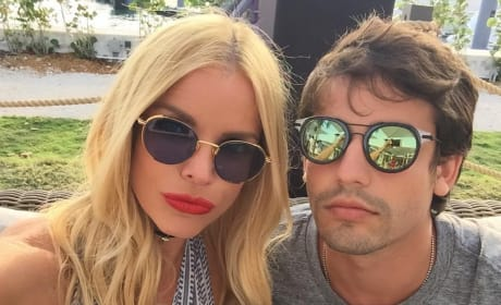 The Real Housewives of Miami's Alexia Echevarria and Her Son Peter