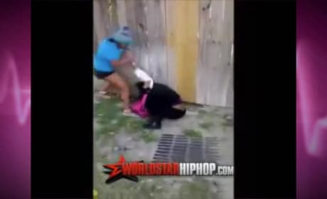 Sharkeisha: Fight Video Heard 'Round the World