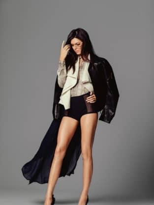 Kendall Jenner for Vogue