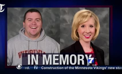 WDBJ Holds Moment of Silence for Alison Parker and Adam Ward