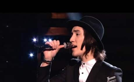 Taylor John Williams - If (The Voice Top 12)
