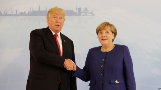 Donald and Angela
