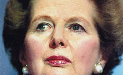 "Margaret Thatcher Dies; First Female British Prime Minister and ""Iron Lady"" Was 87"