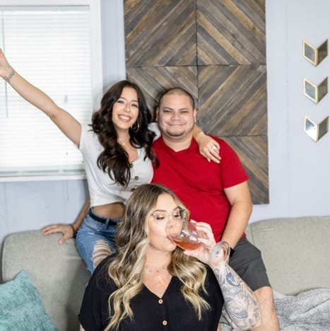 Kail, Jo, and Vee