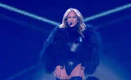 Was Jennifer Lopez too sexy on Britain's Got Talent?