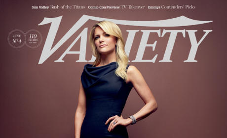 Megyn Kelly Variety Cover