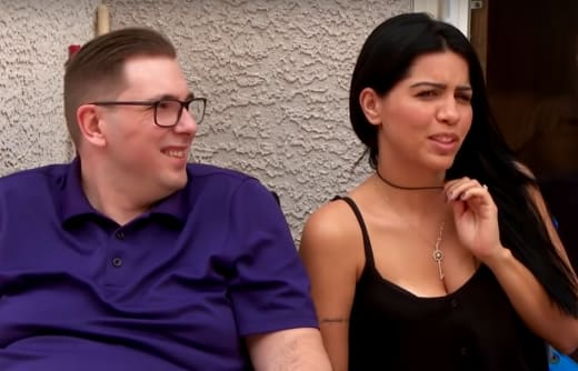 90 Day Fiance - Colt and Larissa