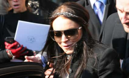 Lindsay Lohan a Suspect in Rolex Theft; Michael Lohan Seeks Britney-Style Conservatorship