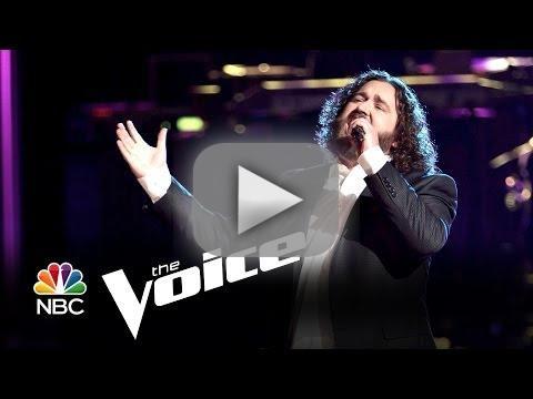 Patrick Thomson - Trouble (The Voice)