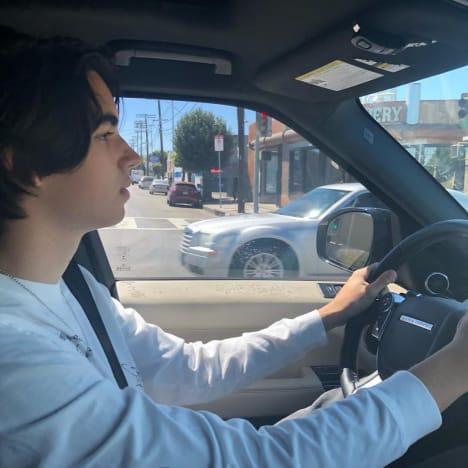 Mason Cibrian Drives