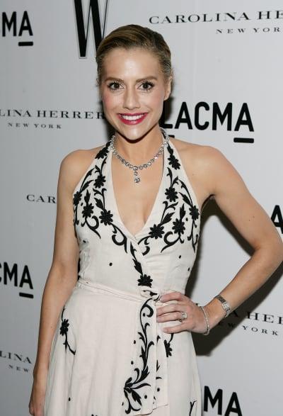 Brittany Murphy en 2008