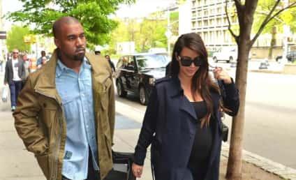 Kim Kardashian: Dumped by Kanye West?!?