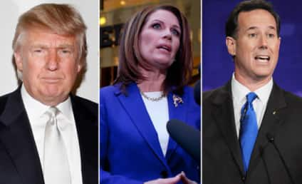 Michele Bachmann-Donald Trump Ticket in 2012?