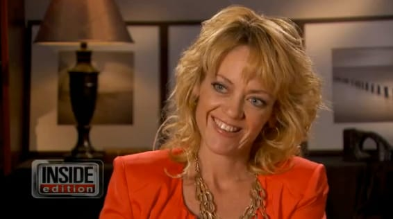 Lisa Robin Kelly on Inside Edition