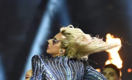 Lady Gaga, Butt Pic