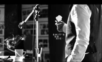 "Justin Timberlake Drops Lyrics Video for ""Suit & Tie"""