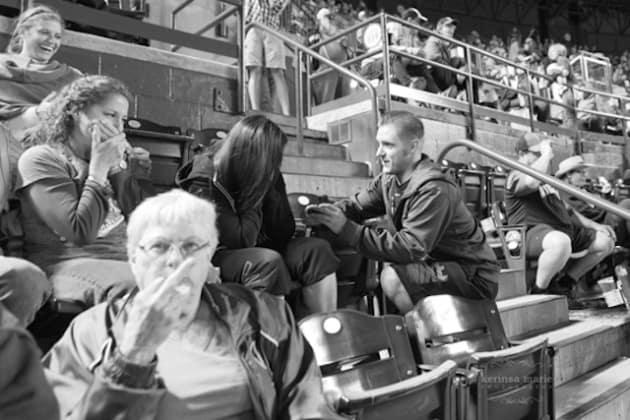 Old Lady Flips Off Camera