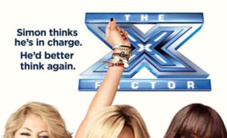 Who is your favorite among The X Factor Top 40?
