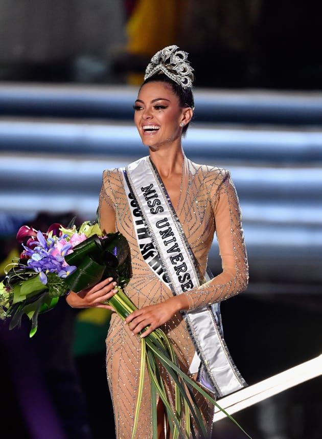 Winner Of Miss Universe 2018 >> Miss Universe 2018: We Have a Winner! - The Hollywood Gossip
