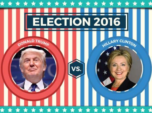 Trump v. Clinton