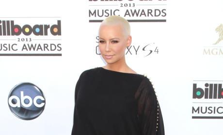 Amber Rose at Billboard Music Awards