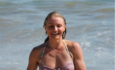 Cameron Diaz's Beach Body