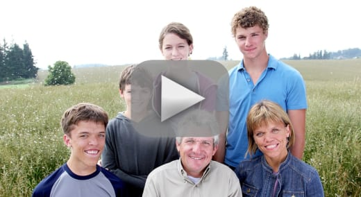 Little people big world recap the results are in the for Does zach roloff s baby have dwarfism
