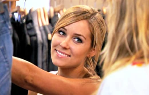 Lauren Conrad on The Hills