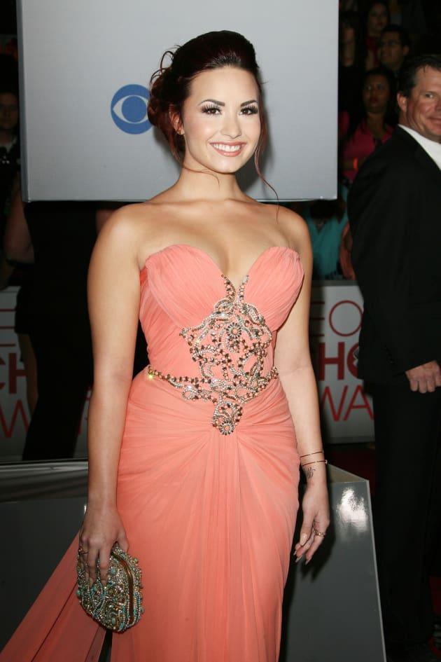 Demi Lovato PCA Dress