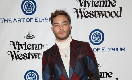 Ed Westwick: The Art of Elysium Presents Vivienne Westwood & Andreas Kronthaler's 2016 HEAVEN Gala