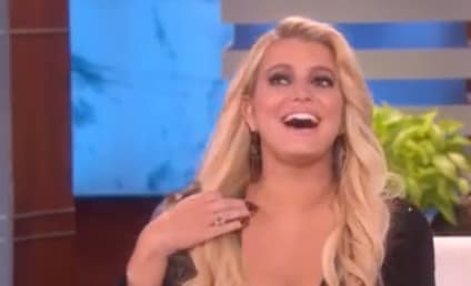 Jessica Simpson Appears on Ellen, Makes Little to No Sense