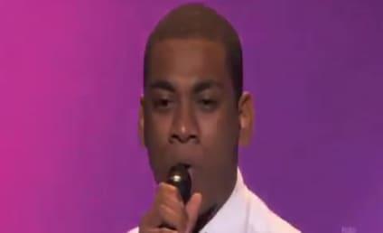 "Joshua Ledet Opens a ""Jar of Hearts"" on American Idol"