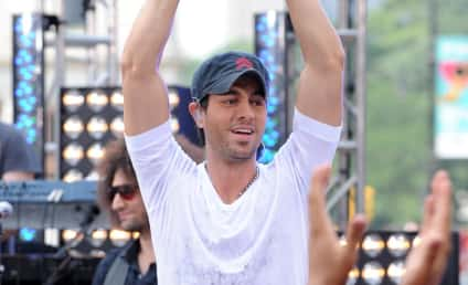 Enrique Iglesias Pulls Out of Britney Spears Tour