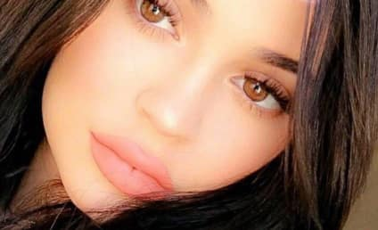 Kylie Jenner Celebrates Valentine's Day with First Sultry Selfie in Ages