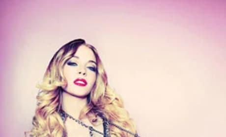 Lindsay Lohan Fornaria Ad