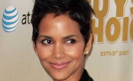 Halle Berry: New Hair, Old Baby Bump