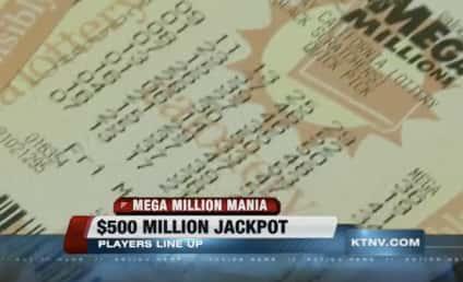 Mega Millions Jackpot: $540M Up For Grabs Tonight!